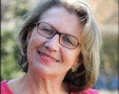 Interview Kinderbuchautorin - Porträtfoto Heidemarie Brosche